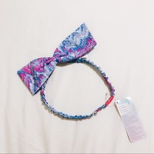 Ivivva Bow-tiful headband/hairtie
